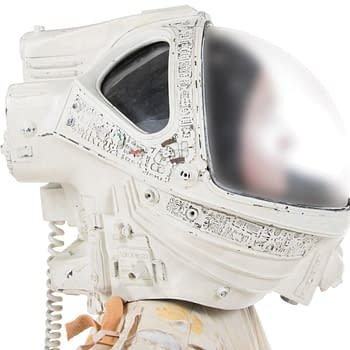 Ripleys Alien Space Suit Goes for $204k Aliens Flamethrower for $108k