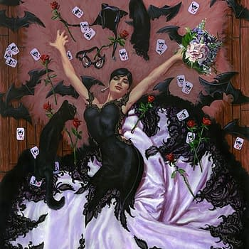 Joe Jusko Shares His Process for the Batman #50 Retailer Variant Cover