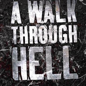 Garth Ennis and Goran Sudžukas A Walk Through Hell Gets a Second Printing