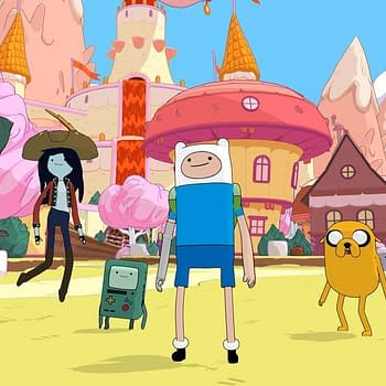Getting a Preview of Adventure Time: Pirates Of The Enchiridion at E3
