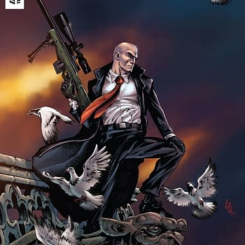 Agent 47: Birth of the Hitman #6 Review &#8211 Trashy Hitmanning Fun