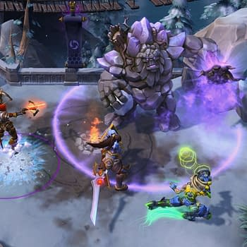 Alterac Pass is Live in Heroes of the Storm