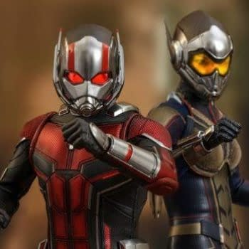 Ant-Man and The Wasp Hot Toys Figures Revealed, Coming 2019