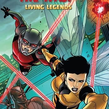 Ant-Man and the Wasp: Living Legends #1 Review &#8211 A Good Starting Point for the Characters