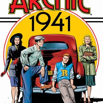 Riverdale Goes Legacy with World War II Era Tale Archie 1941 in September
