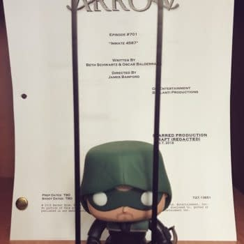 Arrow Season 7: Title, Writers, and Director of the Season Premiere