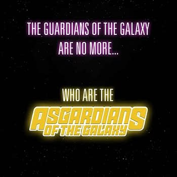 Marvel Teaser Asks: Who Are the Asgardians of the Galaxy