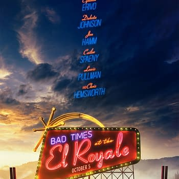 First Trailer Images and Poster for Bad Times at the El Royale