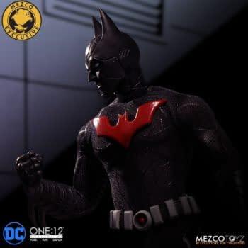 Batman Beyond One 12 Collective Figure Exclusive 11