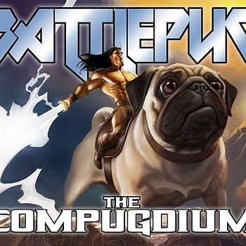 Mike Nortons Battlepug Collected in Battlepug: Compugdium at Image in January