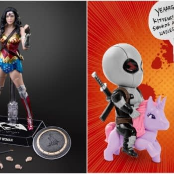 Beast Kingdom SDCC Exclusives Collage