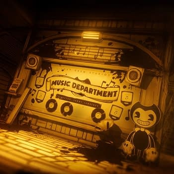 Rooster Teeth Show Off More of Bendy and the Ink Machine