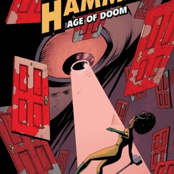 Black Hammer: Age of Doom #3 cover by Dean Ormston and Dave Stewart