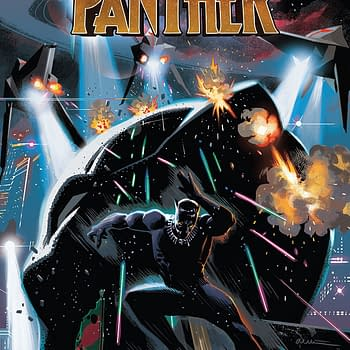 Black Panther #2 Review: TChalla Meets Star Wars