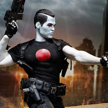 Bloodshot Gets a New 1/6 Scale Figure from TB League