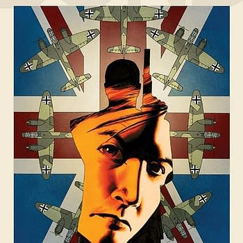 Jeff Parker and Bob Q Team for James Bond Origin