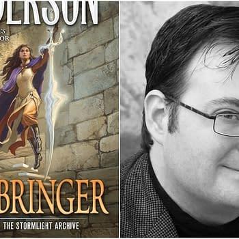 Fantasy Author Brandon Sanderson Developing Dark One Multimedia Adventure Series