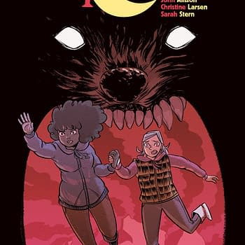 First Look at John Allison and Christine Larsens By Night #2
