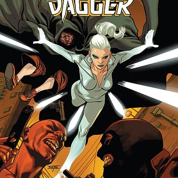 X-ual Healing: A Blast from the Past in Cloak and Dagger #1