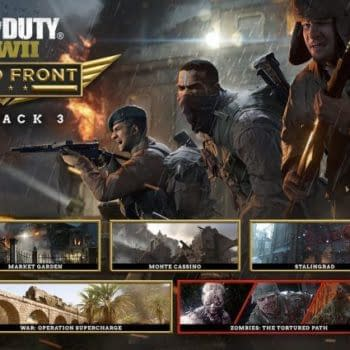 Call of Duty: WWII is Getting a Third DLC Expansion Later This Month