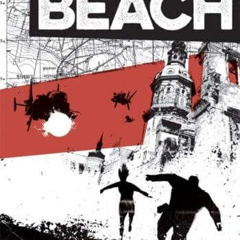 Warren Ellis and Jason Howard Launch New Comic Cemetery Beach at Image in September