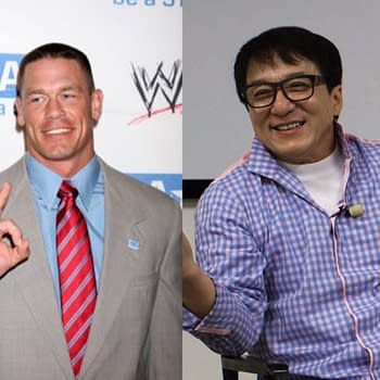 Jackie Chan and John Cena Team Up for Action Thriller