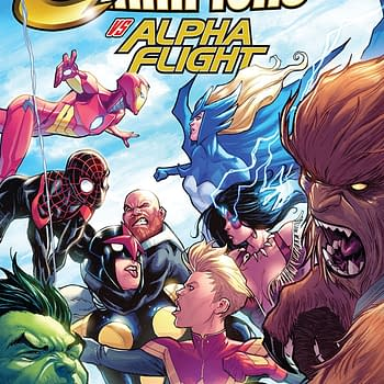 Champions #21 Review: Take Off to the Great White North Its a Beauty Way to Go