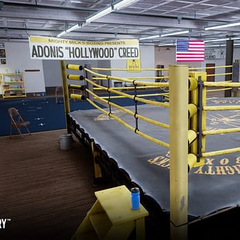 Training Like a Champ With Creed: Rise to Glory at E3