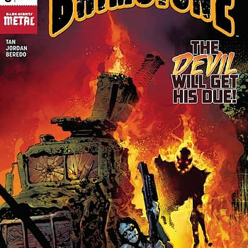 Curse of Brimstone #3 Review: A Brutal and Compelling Issue
