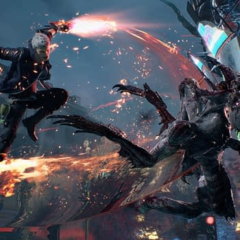 Lets Talk About Devil May Cry 5s Particular Brand of Madness