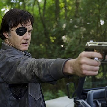 The Walking Deads David Morrissey Signs on to Good Omens