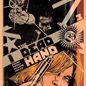 The Dead Hand #3 Review: Deepening the Conspiracy