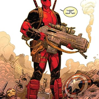 Deadpool #1 Review: Not as Bad as #300 but Far From Good