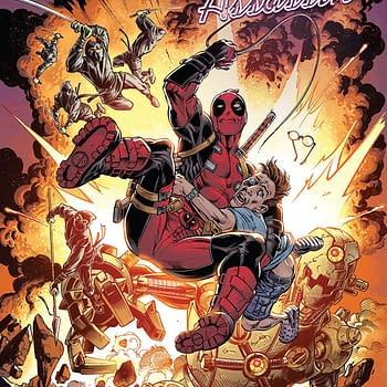 X-ual Healing: Killing Off D-Listers in Deadpool Assassin #2