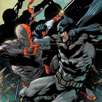 Deathstroke #32 Review: Battle of the Daddies