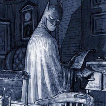 "Nick Derington Joins ""The Great One"" Brian Michael Bendis on Walmart-Exclusive Batman Comic"