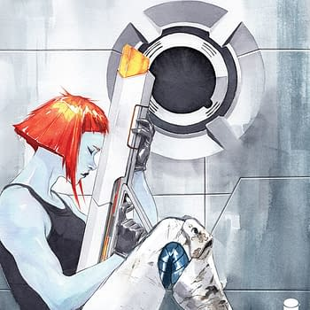 First Impressions: Descender is a Dense but Inviting Sci-Fi Epic [Descender #30 Review]