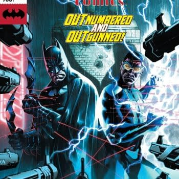 Batman: Detective Comics #983 cover by Eddy Barrows, Eber Ferreira, and Adriano Lucas