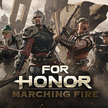 Ubisoft Highlights For Honor Breach and Marching Fire During #E3