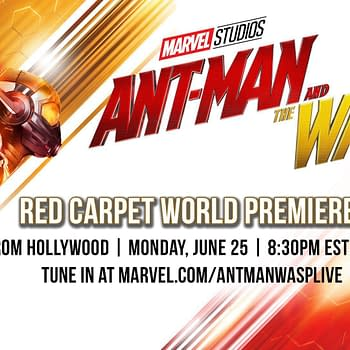 Watch: Ant-Man and The Wasp Red Carpet Premiere Live