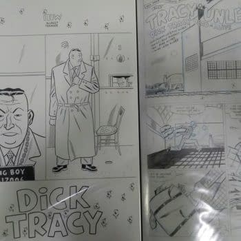 If at First You Don't Succeed… Rich Tommaso and Allred Clan Try a Dick Tracy Revival at IDW