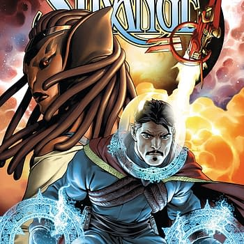 Doctor Strange #1 Review: Both Familiar and Fresh
