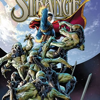 Doctor Strange #2 Review: Brisk Pacing and Gorgeous Art