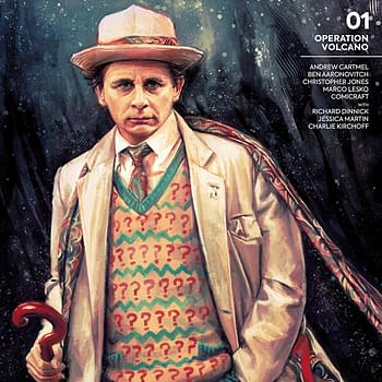 Doctor Who The Seventh Doctor: Operation Volcano #1 Review &#8211 Classic Doctor Who Fun