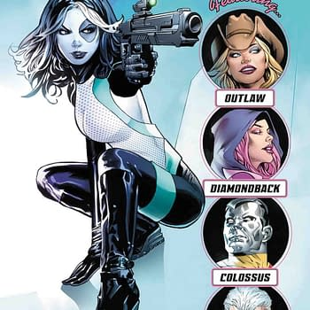 All-Star Cast and All-Star Creators Set for Septembers Domino Annual #1