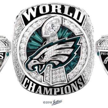 Super Bowl Champion Philadelphia Eagles Get Their Rings
