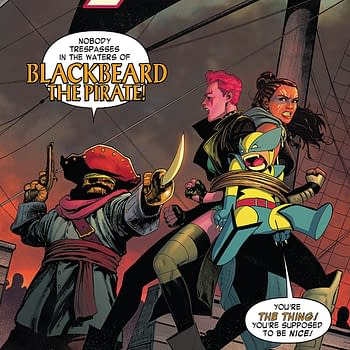 X-ual Healing: A Pirates Life for the Exiles in Exiles #4
