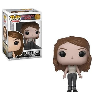 American Gods Funko Pops Hit Stores in July