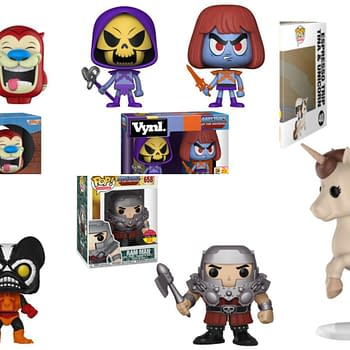 Funko SDCC Exclusives Wave 10: Animation Masters of the Universe Ren and Stimpy and Bobs Burgers
