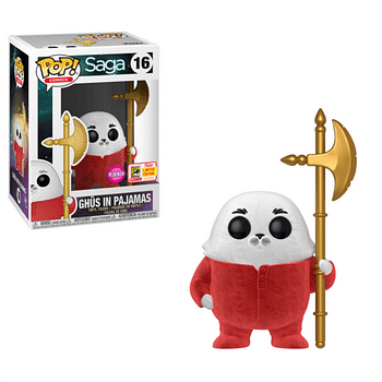 Funko SDCC Exclusives Wave 4: Comics Saga and Hellboy